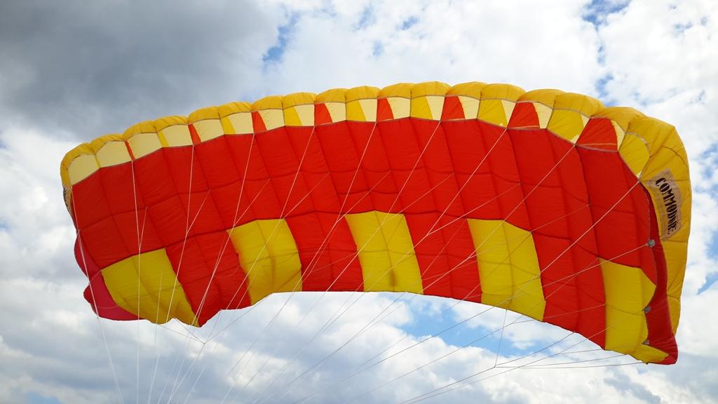 kurs spadochronowy